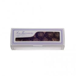 Bolitas de coco al chocolate