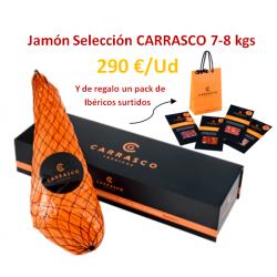 Jamón Selección Carrasco...