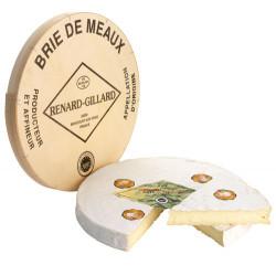 Brie de Meaux leche cruda