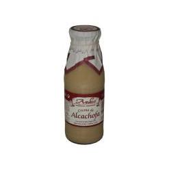 Crema de alcachofa