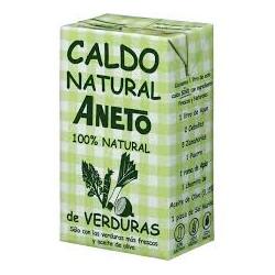 Caldo natural de verduras...
