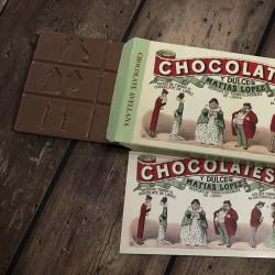 Chocolate con avellanas
