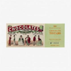 Chocolate tostado